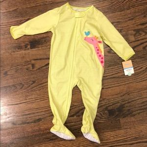 NWT Carters Pajamas